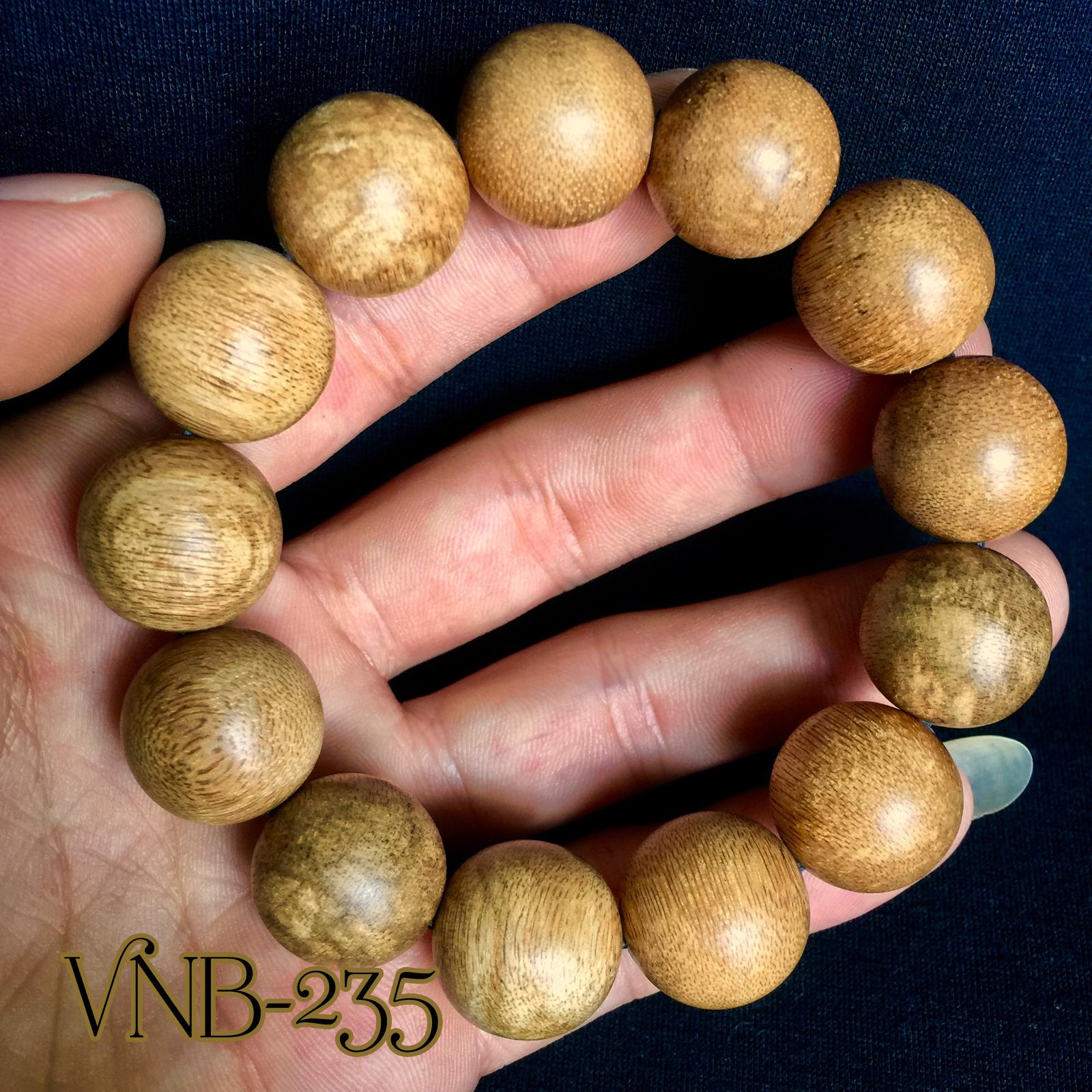 Vòng tay trầm hương Việt Nam vnb-235