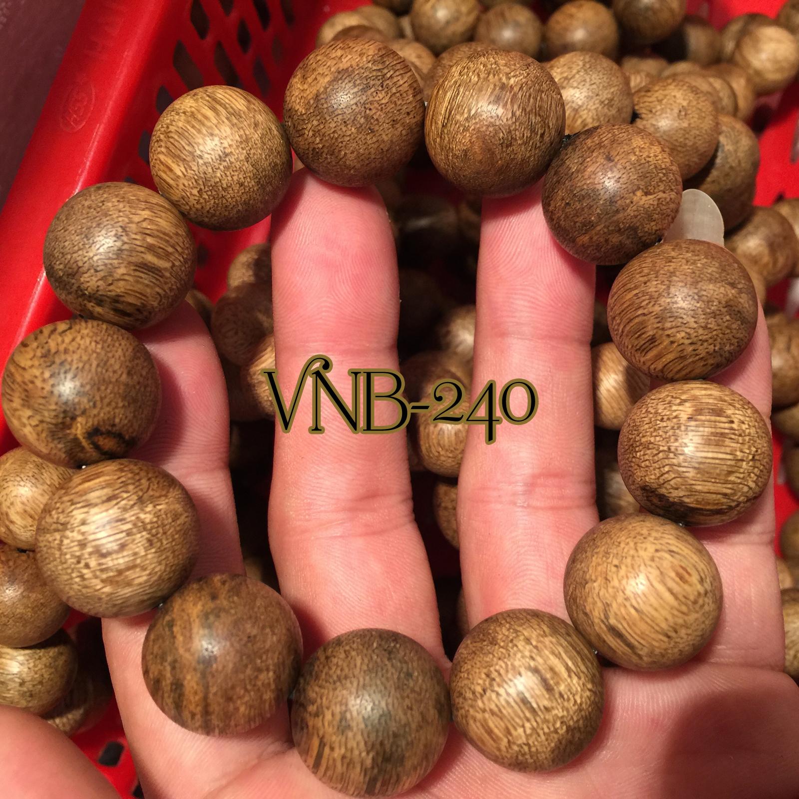 Vòng tay trầm Việt Nam vnb-240